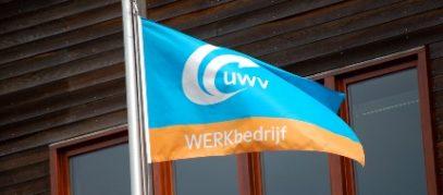 UWV vlag