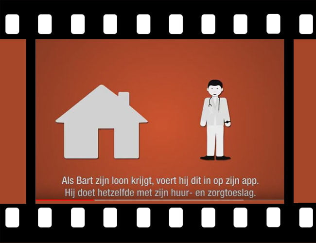 Publieksinformatie video voor mensen met een lvb én schulden