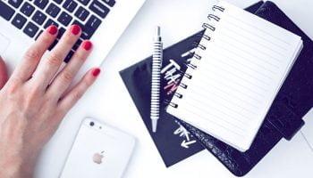 toetsenbord en agenda