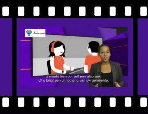 Video Inlichtingenplicht aanvraag, Stimulansz