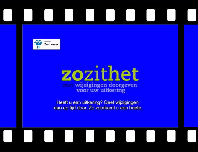 Video Inlichtingenplicht bij bestaande uitkering, Stimulansz