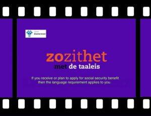 Video over de Taaleis met Engelse ondertiteling, Stimulansz