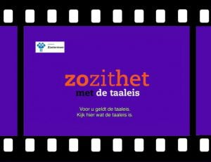 Video over de Taaleis, Stimulansz