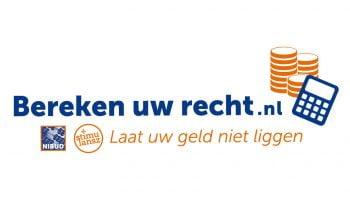 Logo Bereken uw recht