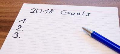 Goede voornemens in 2018