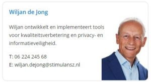 Neem contact op met Wiljan de Jong