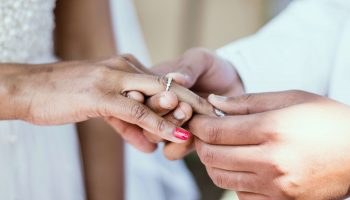 gelukkig huwelijk