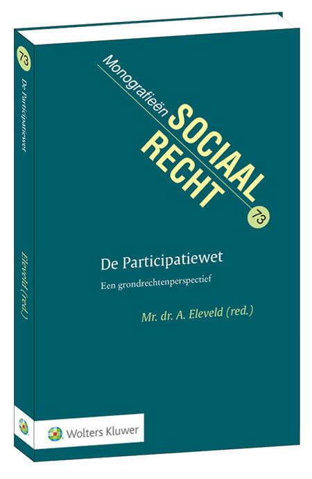 Boek De Participatiewet, een grondrechtenperspectief