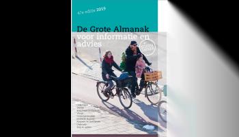 Omslag De Grote Almanak 2019