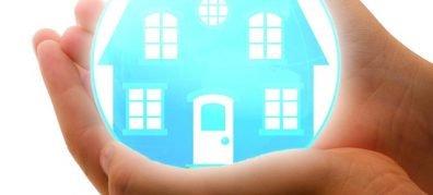 huis in handen
