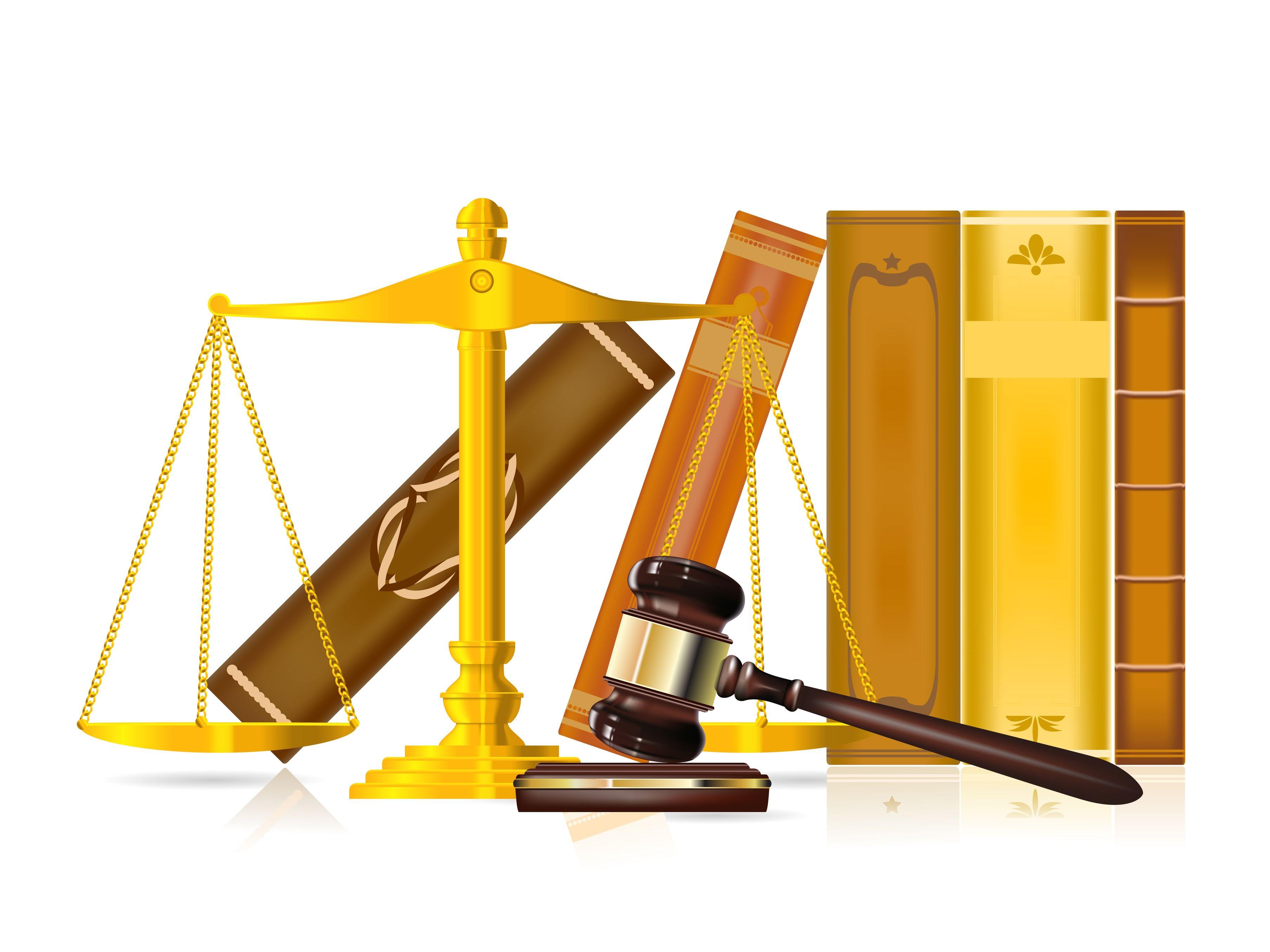 hamer en wetboeken