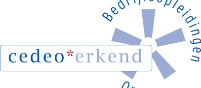 cedeo erkend logo