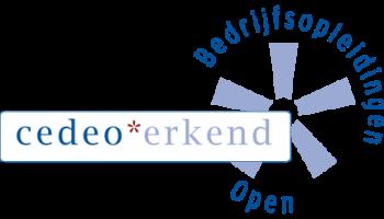 cedeo erkend logo