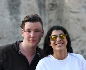 foto vna jongen en meisje