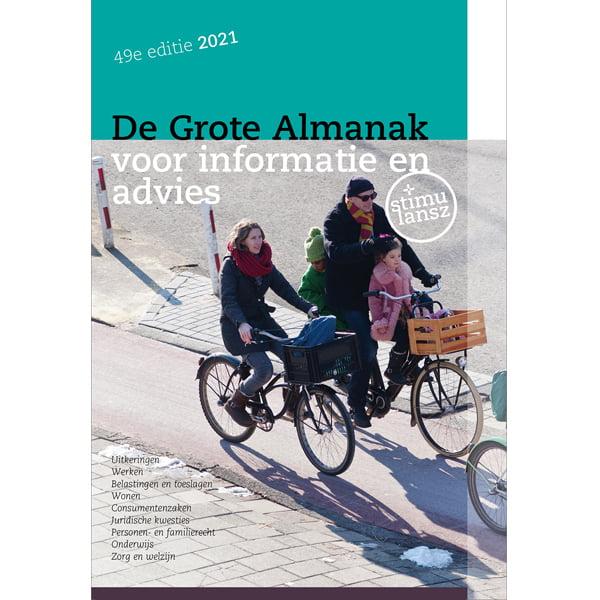 Omslag Grote Almanak 2021